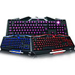 Sangee USB 2.0 Wired 112-Key Backlit Professional Gaming Keyboard - Black