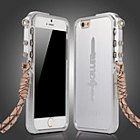 New Fashion Metel Cellphone Case for iPhone 6 Plus