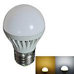 E27 5W 10x2835SMD 450LM 2800-3200K/6000-6500K Warm White/White LED Globe Bulb (AC 220V)