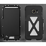 Iron Man metal mobiltelefon Taske til Samsung Galaxy s6