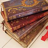 Magic Sunshine Vintage Style Notebooks