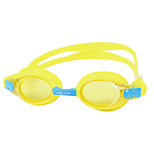 JIE JIA Children Anti - Fog Swimming Goggles J2670-3 (Yellow)