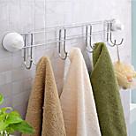 sucção poderosa/ sugado toalha anzóis 8pçs 60 * 5.8 * 12 centímetros (23,62 * 2,28