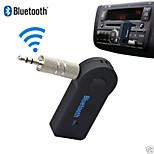 Bluetooth 3,5 milímetros aux áudio sem fio de música estéreo receptor carro para casa adaptador w / mic
