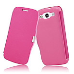 PU Leather Full Cover Case for Samsung S3 9300(Assorted Colors)