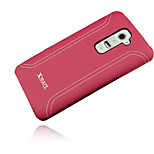Xmart® Leather Back Cover Case For LG G2 Cell Phone Case (Assorted Colors)