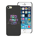 Fly With Me Design Aluminum Hard Case for iPhone 5C