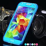 Big D tactile vue TPU complet du corps pour le i9600 de Samsung Galaxy (couleurs assorties)