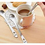 Stainless Steel Spoon Tea Coffee Drink Spoon Teaspoon Wedding Gifts