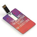 64GB den richtigen Weg Design-Karte USB-Stick