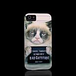 chat couvrent modèle pour iphone 4 / iPhone 4 s