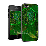 Colored Drawing Fashion Style Protection Shell for iPhone5/5s -Maiya-M11212