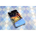 Blue Laser Slim Protective Shell for  iPhone 6