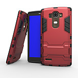 Iron Man Style Plastic Hard Case with Stand for LG G4(Assorted Colors)