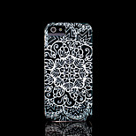 Aztec Mandala Flower Pattern Hard Cover for iPhone 5 Case for iPhone 5 S