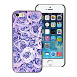 Rose Design Hard Case for iPhone 5/5S