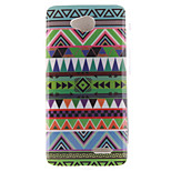 National Wind Patterns TPU Soft Case for LG 70