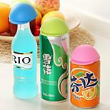 Leak-proof Bottle Cover/ Environmental Soft Bottle Cover(Random Color)