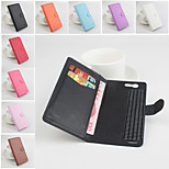 Protective PU Leather Magnetic Vertical Flip Case for Elephone S2 Plus(Assorted Colors)