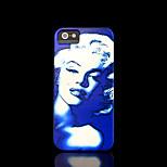 / iphone caso della copertura del modello di Marilyn Monroe per il caso di iphone 4 4 s