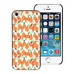 Orange Design Hard Case for iPhone 5/5S