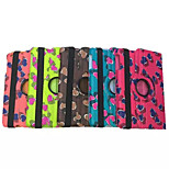 7.9 Inch 360 Degree Rotation Love Pattern PU Leather Case with Stand for iPad mini 1/2/3(Assorted Colors)