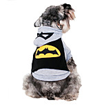 Fashion Bat Design Costume  for Dogs and Cats  (Assorted Sizes)