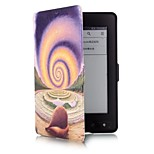 6 Inch Snail Pattern PU Leather Case with Magnetic Buckle for Amazon Kindle Paperwhite