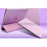 moshuo® pu yue Serie einfarbig Leder für iPad 2 Luft