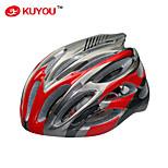Casque ( Blanc/Rouge/Bleu/Argent , PC/EPS )-de Unisexe - pentru Cyclisme/Cyclisme en Montagne/Cyclisme sur Route/Cyclotourisme/Roller