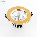 MORSEN® 12W 1100-1200LM Support Dimmable LED Receseed Lights COB Ceiling Lights
