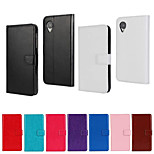 YMX-Light Surface PU Leather Full Body Wallet Protective Case with Card Slot for Google Nexus 5 E980(Assorted Color)