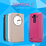 NILLKIN Sparkle Series Flip Ultra-thin PU Leather Cover Shell for LG G4(Assorted Colors)