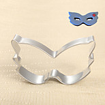 Masked Ball Party Mask Shape Cookie Cutters  Fruit Cut Molds Stainless Steel