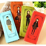 Korean Fashion And Retro Pen Bag (Random Color)