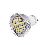 YouOKLight GU10 7.5W  Warm White 3000K White 6000K  700lm 15-SMD5630 LED Spotlight(AC 85~265V)/(AC110-120V)/(220-240V)