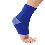 Ollas Unisex Outdoor Activities One Piece Blue Nylon Spandex Curve Knitting Ankle Protective Gear S9601