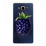 frukter mönster TPU mjuk väska till Samsung Galaxy a5