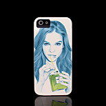 Beauty Pattern Cover for iPhone 4 Case / iPhone 4 S Case