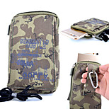 Outdoor Sports Lanyard Wear Waist Multifunctional bag for iPhone 6 Plus iPhone 6 iPhone 5/5S iPhone 5C (Assorted Colors)