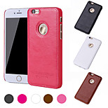 Ultrathin Leather Case Cortex Hard Back Cover for iPhone 6