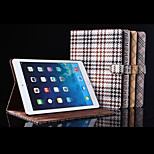 High Quality Leather Wake Up Smart Full Body Stand Case for iPad Mini/Mini 2/Mini 3 (Assorted Colors)