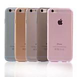 ultrasottile TPU per il iPhone 6 (colori assortiti)