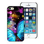 Beautiful Butterfly Design Hard Case for iPhone 4/4S