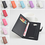 Protective PU Leather Magnetic Vertical Flip Case for Leagoo Lead 5(Assorted Colors)