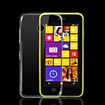 Ultra Transparent TPU Soft Case for Nokia Lumia 630/635/636/638