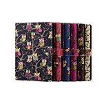 Cartoon Luxury Leather Flip Full Body Case with Card Slot for iPad Air 2 (Assorted Colors)