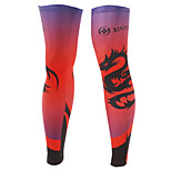 Cycling Road Bicycle Leg UV Sun Protector Covers Knee Sleeves Sunscreen Long Sleeve