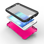 2 in1 Hybrid High Impact Hard Silicone Case for iPhone 6  (Assorted Color)