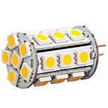 1 stuks Ding Yao G4 6 W 27 SMD 5050 300-400 LM Warm wit/Koel wit 2-pins lampen AC 12 V